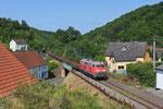 11.07. - Heimbach Ort , 218 009 mit M 62805 Neunkirchen(Saar) Hbf - Baumholder
