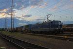 181 201 mit EK 55957 Dillingen(Saar) - Saarbrücken Rbf Nord , Dillingen 06.05.14