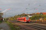 426 008 als RB 13723 Trier Hbf - Homburg(Saar) Hbf, Burbach 17.11.14
