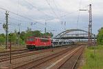 155 109 mit GA 47730 Dillingen DB/Ford - Venlo (Vlissingen Sloehaven) , Dillingen 06.05.14