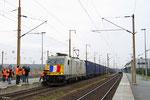Pressetermin mit 46424 in Forbach (13.000 Kilometer, 8 Länder, 21 Tage Fahrzeit, zur Zeit längste Zugverbindung der Welt)