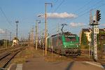 SNCF FRET BB37014 mit 48432 Forbach/F - Salaise/F , Forbach 16.09.14