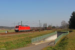 186 333 mit EZ 51906 Mannheim Rbf Gr.G - Saarbrücken Rbf Nord am 14.03.14 bei Vogelbach