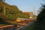 ECR 77 024 mit EZ 49268 Einsiedlerhof - Villers-Cotterets (VW), Saarbrücken 01.10.14