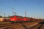 DT 140 858 + 140 815 (RBH 163) GM 48772 Dillingen Zentralkokerei - Oberhausen West Orm (Maasvlakte Oost) , 05.06.14 Dillingen(Saar)