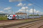 Stadler Flirt 3 für DB Regio AG Rheinland-Pfalz (BR 429) , Trier 11.08.14
