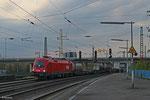 ÖBB 1116 028 mi KT 42137 Ludwigshafen BASF Ubf - Verona Quadr Eur/I am 11.04.14 in Ludwigshafen Hbf