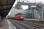 186 335 mit 48436 Blanville-Damelevières/F - Forbach/F (EZ 44401 Forbach - Mannheim Rbf , EV Railnet France) , Nancy Ville 28.07.14