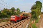17.07. - Saarbrücken-Burbach , 152 108 mit GB 47688 Hagenbach III - Bettembourg