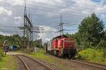 294 756 mit GC 62573  Lampertsmühle-Otterbach - Dillingen DB/Mei (Anschl.Amprion Saarwellingen) (Sdl. Trafo mit Öl) , 20.08.14