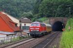 29.07. - Frankenstein (Pfalz) , 218 484 mit LPF 48104 Magdeburg-Rothensee Rmf - Kaiserslautern Hbf ( bis Ludwigshafen mit 110 491)