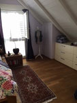 Schlafzimmer vorher Teppich