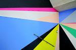 Lothar Götz, crash, Stufen zur Kunst Installationsansicht Kunstverein Hannover/ Stiftung Niedersachsen, 2012 #4