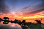 Sonnenuntergang Steinhuder Meer #6