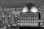 SW Anzeigerhochhaus und Kraftwerk