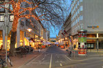 Luisenstraße im Dezember