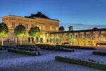 Schloss und Arne-Jacobsen-Foyer #1