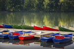 Boote am Maschsee