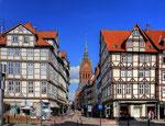 Altstadt mit Marktkirche