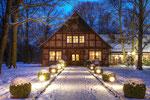 Alte Mühle Winter #1