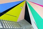 Lothar Götz, crash, Stufen zur Kunst Installationsansicht Kunstverein Hannover/ Stiftung Niedersachsen, 2012 #1