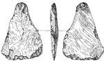 grand hachoir (17 cm de haut et 12 cm de large)