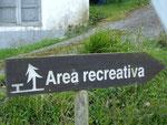 Area Recreativa de Sorriba