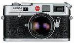 Leica M6 argentique