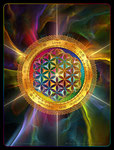 Flower of Life Artwork