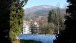 Blick auf Baden-Baden.