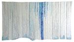 「水糸」2006東京国際キルトフェスティバル  1400x2500mm