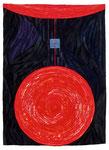 「恩」2004東京国際キルトフェスティバル 2075x1520mm