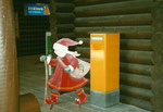 Briefkasten im Weihnachtsmanndorf am Polarkreis in Finnland. Vielen Dank an Elke Schinke!