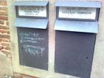 An der Sagrada Familia, Barcelona, Spanien. Vielen Dank an den anonymen Spender!