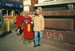 Polen 1998. Und nein, es ist nicht in den USA!