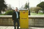 Istanbul, Türkei, 2001.