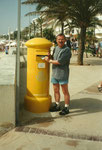Mallorca, Spanien, 1998.
