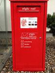 Briefkasten der privaten Allgäu Mail.