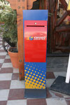 Correos (Staatspost), Ushuaia, Argentinien. Vielen Dank an Maik Schönefeld!