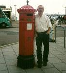 Seebad Brighton, England, 2002.