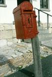 Südlichster Briefkasten Afrikas am Kap Agulhas in Südafrika. Vielen Dank an Yasmin und Ralf Nickolaus! => www.ralfnickolaus.de