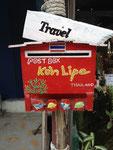 Koh Lipe, Thailand. Vielen Dank an Eva & Niels!