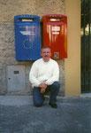 Malcesine, Italien, 1999.