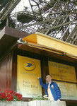 Unter dem Eiffelturm, Paris, Frankreich. Vielen Dank an Cedric & Kathi Mahner & Dirk Schönefeld!
