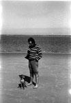 Otto , der Motorradhund von Mike Toenges(c) Heiko Bartels