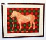 cheval breton bien pansé