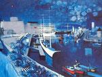Brest 1992 (huile)