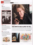 Smoke Magazine U.S.A, 2011 Nr. 3, Inhalt Seite 1/3