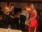 Kathi & Neele hatten sichtlich ihren Spaß! ;)