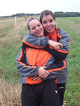 Sabrina & Kathi haben sich lieb ;-)